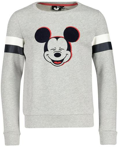 Sweater mit Mickey Mouse Print